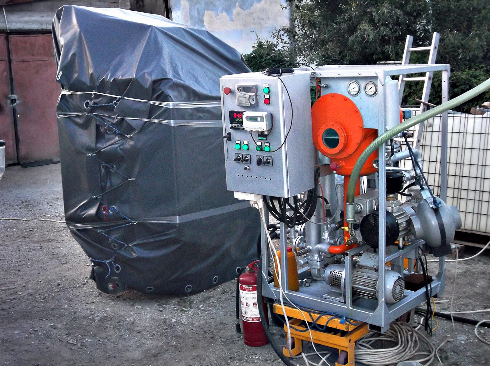 Versor Servicii Transformatoare trafo 630 KVA, revitalizare, calorifugare